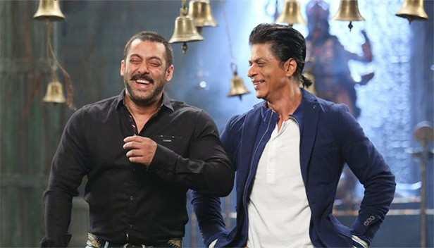 Sanjay Leela Bhansali, Shah Rukh Khan, Salman Khan, Saudagar, Filmfare