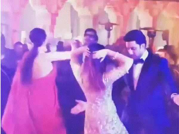 Video: Deepika-Ranveer and Abhishek-Aishwarya have an epic dance off