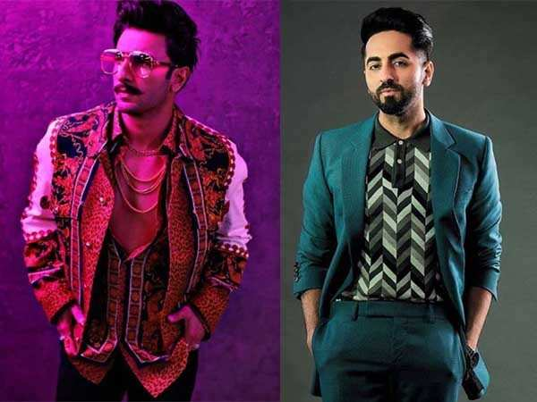 Ranveer Singh and Ayushmann Khurrana are the top trendsetters of 2018