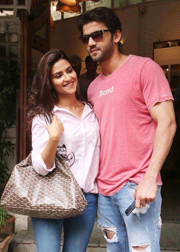 "Yesteryear actress Nutan's granddaughter Pranutan Bahl is all set to mark her Bollywood debut in 2019 alongside Zaheer Iqbal. Salman Khan will be launching these two newcomers in the world of glitz and glamour as the actor has known their families for a long time. Talking about the day when Salman called Pranutan's dad Mohnish Bahl to tell him about her selection for the film, the newbie said, ""Salman sir called my dad from the US and asked me to send an audition. Immediately after, he called dad again to say, 'You are in trouble my friend, your daughter is soon going to be a heroine. ' ""   Zaheer, on the other hand, revealed to a leading daily what it is like to be trained under Salman Khan, the newcomer said, ""People believe that if Bhai is mentoring you, yeh banda body bana raha hai. But it is a different scene altogether. He trains you emotionally and mentally, teaches you to look at things from a perspective that no one normally considers."" Zaheer and Pranutan's film Notebook is a love story and only today Salman took to Twitter to reveal the release date of the film. Notebook hits the theatres on 29th March, 2019. Well, we are eager to watch these to newcomers on the big screen, aren't you too?"