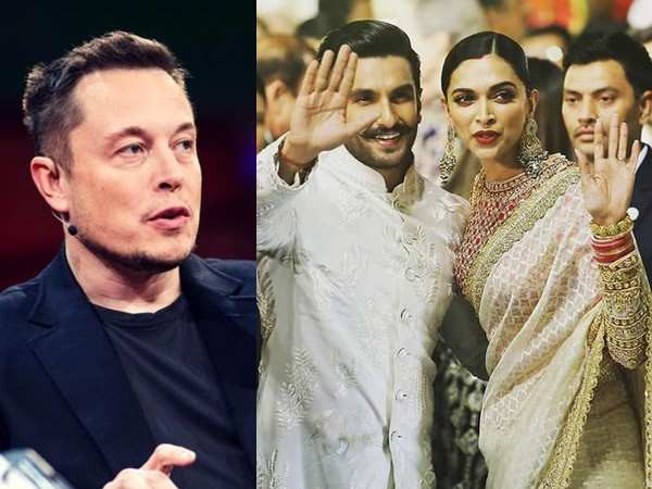 Founder of SpaceX Elon Musk is in love with Bajirao Mastani