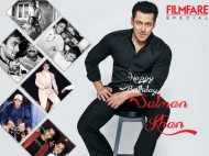 Rare and unseen pictures of Salman Khan from Filmfare archives