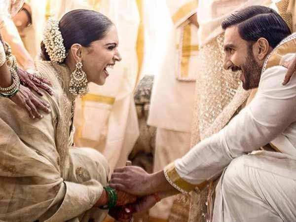 Ranveer Singh is happy that he's married to 'top chick' Deepika Padukone