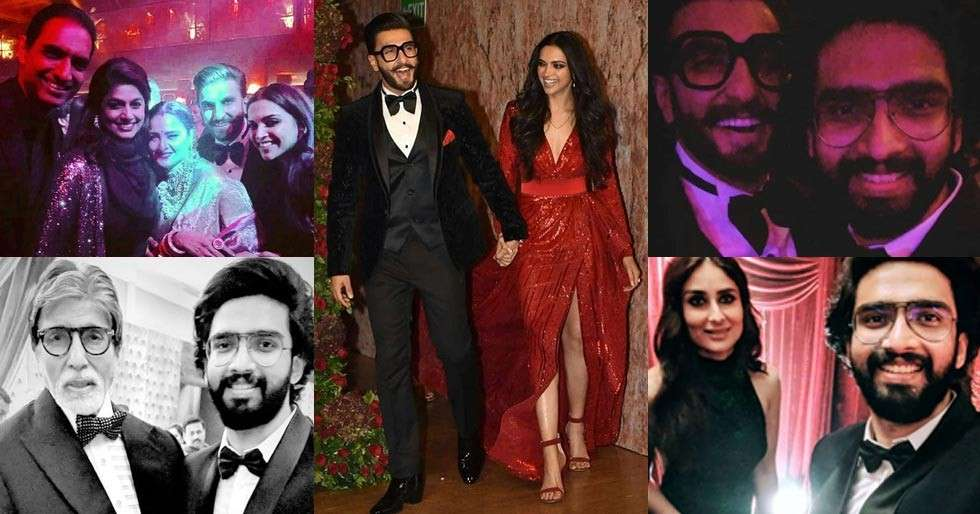 Inside Access! All about Ranveer Singh and Deepika Padukone's reception