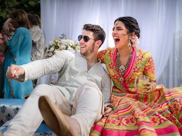 Pictures: Priyanka Chopra and Nick Jonas' mehendi was all about love