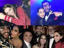 Unmissable! All inside pictures & videos from the starry Deepveer reception