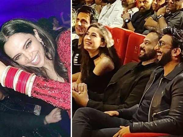 Here's how Deepika Padukone reacted to Ranveer Singh's Simmba trailer