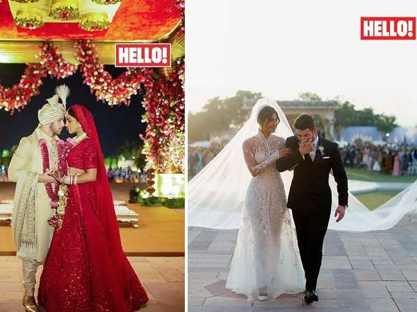Nick Jonas and Priyanka Chopra's wedding pictures are finally out
