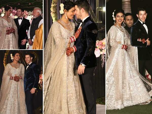 All the inside pictures from Nick Jonas and Priyanka Chopra's reception