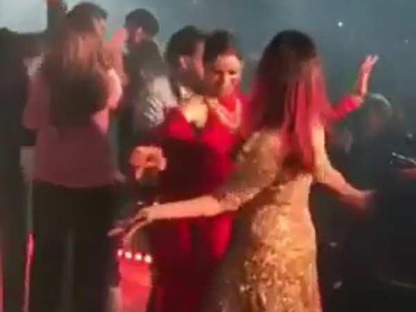 This video of Deepika Padukone and Aishwarya Rai dancing together is epic