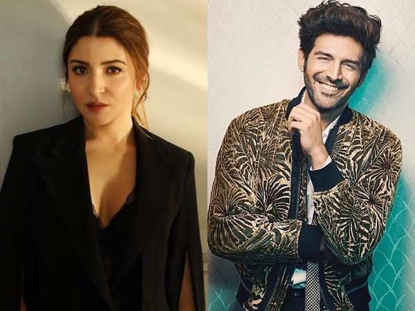 Anushka Sharma and Kartik Aaryan become the hottest Indian vegetarians