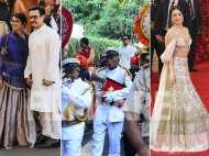 Aamir Khan, Kiran Rao, Kiara Advani arrive for Isha Ambani's wedding