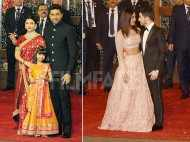 Abhishek-Aishwarya and Nick-Priyanka shine at Isha Ambani's wedding