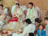 First pictures: Isha Ambani and Anand Piramal tie the knot in Mumbai