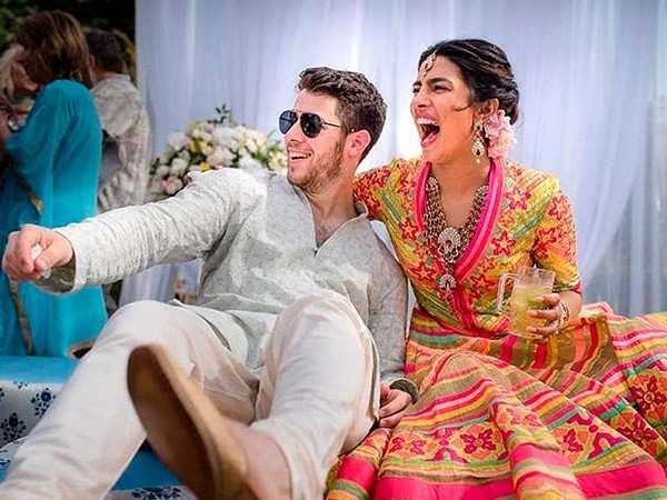 Here's what Priyanka Chopra & Nick Jonas' reception invite looks like