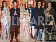 Celebrities pour in for Dinesh Vijan and Pramita Tanwar's wedding