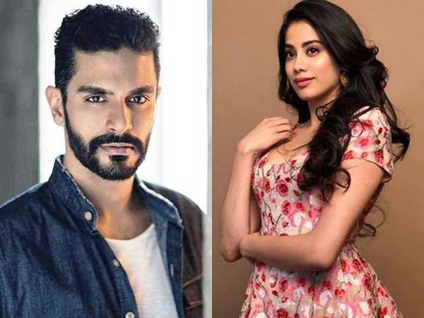 Angad Bedi to star opposite Janhvi Kapoor in the Gunjan Saxena biopic