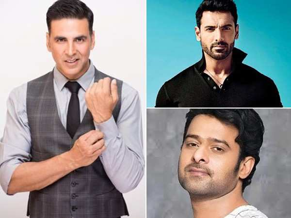 Akshay Kumar, Prabhas and John Abrahan to clash at the box-office