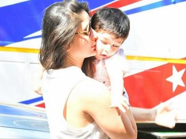 Taimur Ali Khan will spend his birthday in the company of big cats & horses