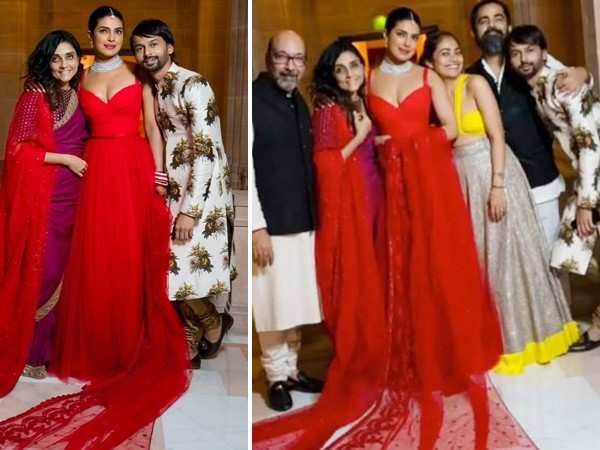 Presenting new pictures from Priyanka Chopra's wedding reception