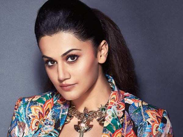 Taapsee Pannu offers the perfect reply to her troll on social media