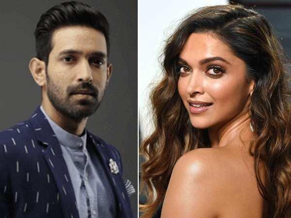 Vikrant Massey to star opposite Deepika Padukone in Meghna Gulzar's next