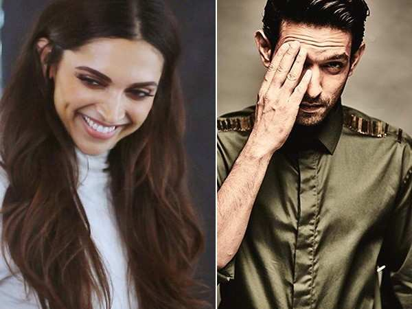 """I'm so glad I'm working with Deepika."" – Vikrant Massey"