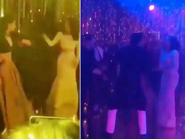Video: Priyanka – Nick & Deepika – Ranveer dance the night away
