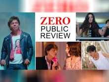 Zero Public Review: Shah Rukh Khan is back