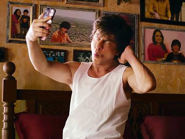 Shah Rukh Khan's Zero gets leaked on the first day of its release