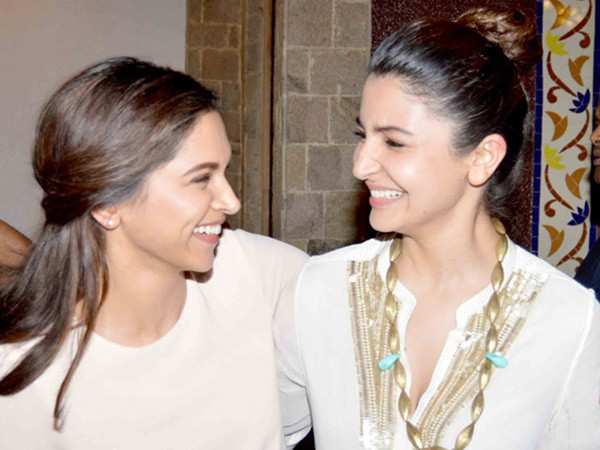 Anushka Sharma and Deepika Padukone follow each other on Instagram