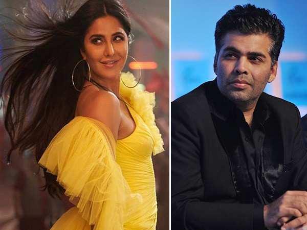 Karan Johar is all praise for Katrina Kaif in Zero