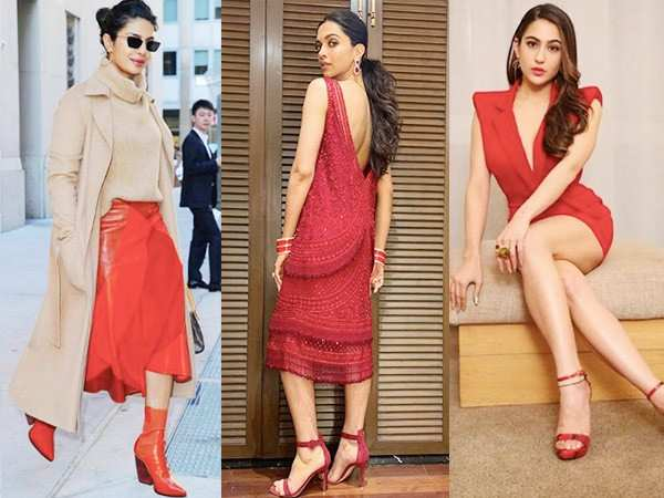10 ways to rock Red at a Christmas party
