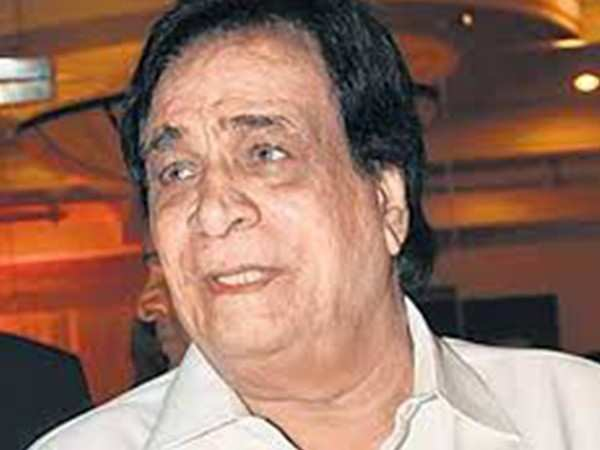 Veteran actor Kader Khan hospitalised in Canada