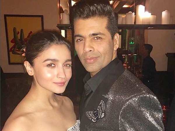 Karan Johar gets emotional and proud after watching Alia Bhatt in Kalank