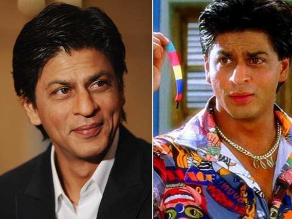 Shah Rukh Khan says Rahul from Kuch Kuch Hota Hai was a stalker