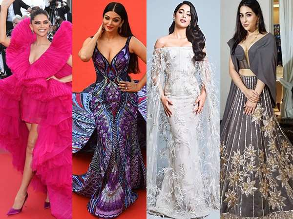 Best of 2018: 10 divas and their best looks from last year