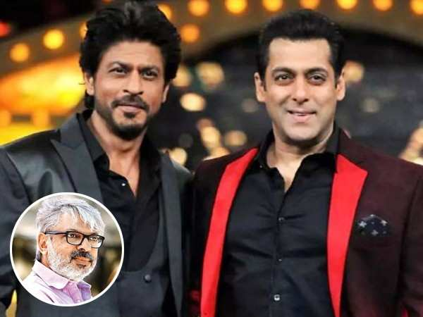 Sanjay Leela Bhansali to cast Shah Rukh Khan and Salman Khan in his next?