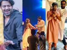 Prabhas, Anushka Shetty and more party all night at SS Karthikeya's wedding