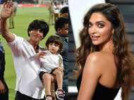 Shah Rukh Khan reveals Deepika Padukone's adorable gesture for AbRam Khan