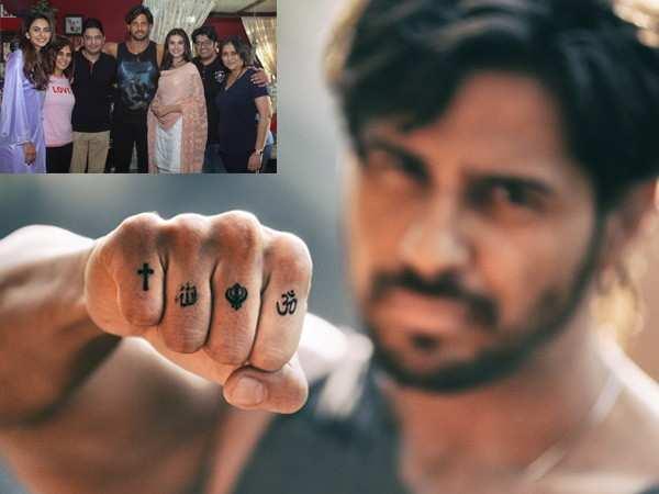 Sidharth Malhotra and Tara Sutaria begin shooting for Marjaavaan