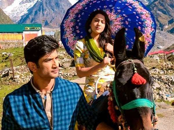 Kedarnath has a good weekend at the box-office