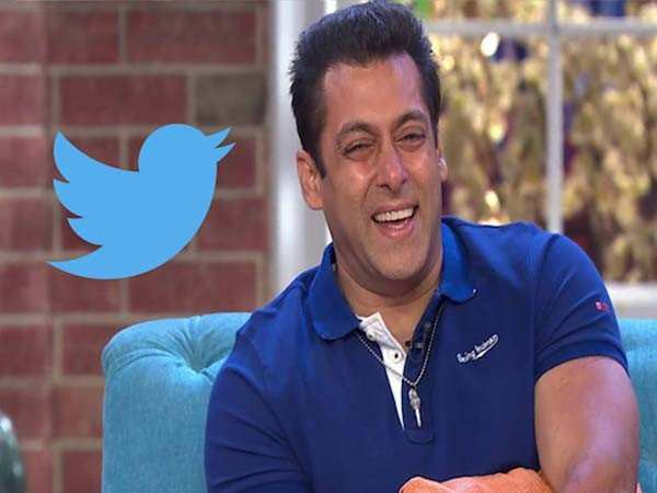 7 times Salman Khan broke the internet with his tweets