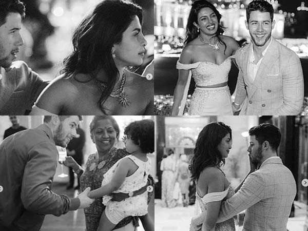 These unseen pictures from Nickyanka's wedding are full of love