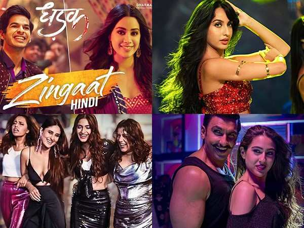 15 Bollywood chartbusters of 2018