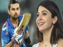Here's how Anushka Sharma reacted after Virat Kohli's century