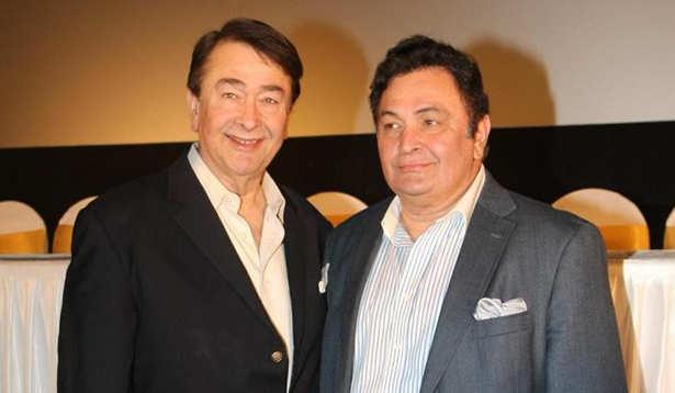 Randhir Kapoor, Taimur Ali Khan