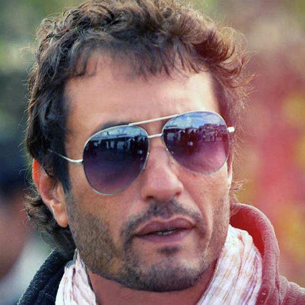 Homi Adajania, Irrfan Khan