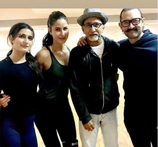 Shah Rukh Khan, Aamir Khan, Hrithik Roshan