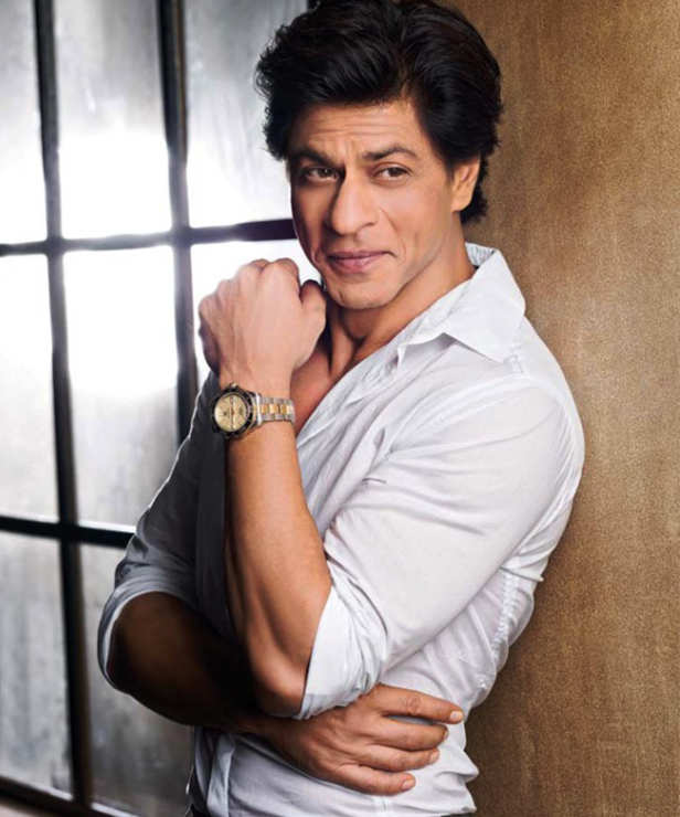 Shah Rukh Khan openly gushed about how much he liked Padmaavat